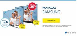 Best Buy Oferta Pantallas Samsung