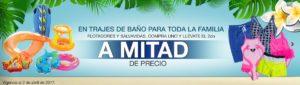 Comercial Mexicana Oferta Trajes de Baño