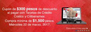 Costco Promoción Cupón Banamex