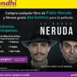Gandhi Promociön Neruda