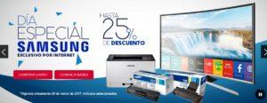 Office Depot Día Especial Samsung Marzo 29