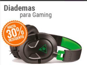 RadioShack Oferta Diademas para Gaming