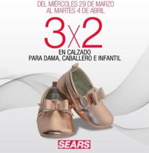 Sears Oferta Calzado Marzo 29