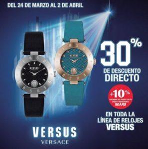 Sears Oferta Relojes Versus