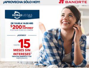 Best Buy Promoción Banorte