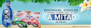 Comercial Mexicana Oferta Goggles