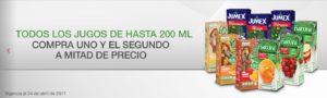 Comercial Mexicana Oferta Jugos