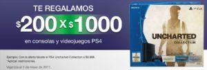 Comercial Mexicana Oferta PS4