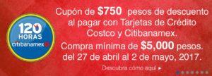 Costco Promoción Cupón Banamex Abril 27