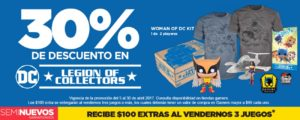 Gamers Oferta DC Legion of Collectors