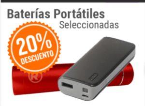 RadioShack Oferta Baterías Portatiles