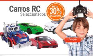 RadioShack Oferta Carros RC