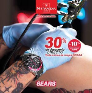 Sears Oferta Relojes Nivada