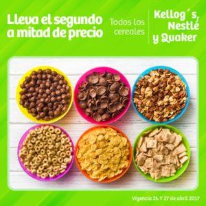 Soriana Oferta Cereales
