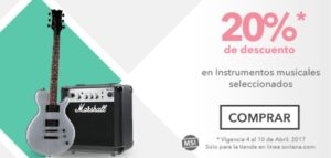 Soriana Oferta Instrumentos Musicales
