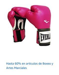 Amazon Oferta Artículos Boxeo y Artes Marciales