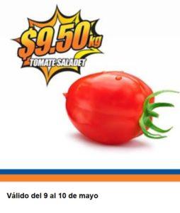 Chedraui Ofertas Frutas y Verduras Mayo 9