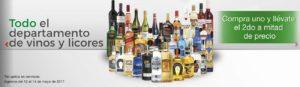 Comercial Mexicana Oferta de Vinos y Licores