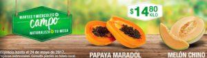 Comercial Mexicana Ofertas Martes y Miércoles del Campo Mayo 23
