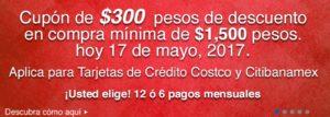 Costco Promoción Cupón Banamex Mayo 17