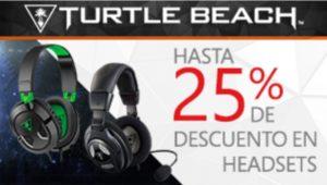 GamePlanet Oferta Headsets Turtle Beach