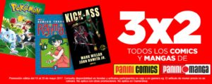 Gamers Oferta Comics y Manga Panini