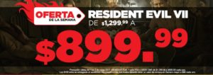 Gamers Oferta Resident Evil VII