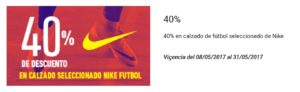 Martí Oferta Calzado de Fútbol Nike
