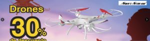 OfficeMax Oferta Drones