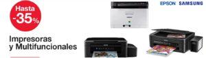OfficeMax Oferta Impresoras y Multifuncionales