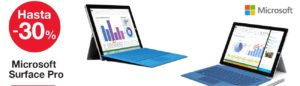 OfficeMax Oferta de Surface Pro de Microsoft