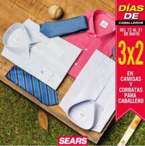 Sears Oferta de Camisas y Corbatas