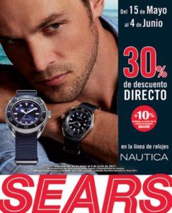 Sears Oferta de Relojes Nautica