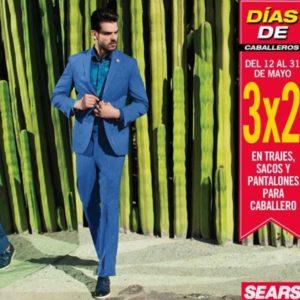 Sears Oferta Trajes, Sacos y Pantalones