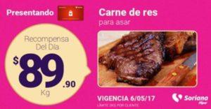 Soriana Oferta Carne de Res