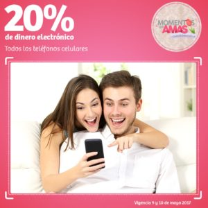 Soriana Promoción Teléfonos Celulares
