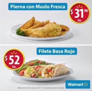 Walmart Ofertas Martes de Frescura Mayo 9