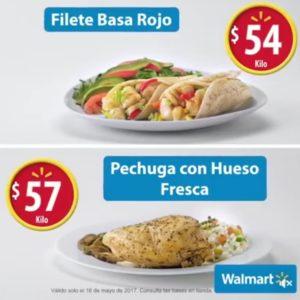 Walmart Ofertas Martes de Frescura Mayo 16