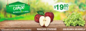 Comercial Mexicana Ofertas Martes y Miércoles del Campo Junio 20