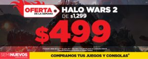 Gamers Oferta Halo Wars 2