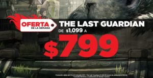 Gamers Oferta The Last Guardian