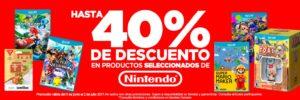 Games Oferta de Nintendo