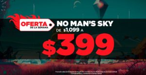 Gamers Oferta No Man's Sky