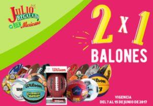 Julio Regalado Oferta Balones