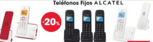 OfficeMax Oferta Teléfonos Fijos Alcatel