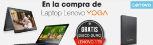 OfficeMax Oferta Laptop Lenovo Yoga