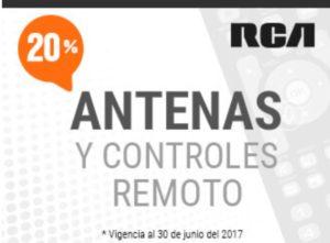 RadioShack Oferta Antenas y Controles