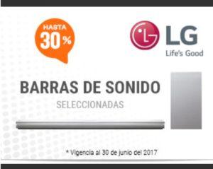 RadioShack Oferta Barras de Sonido LG