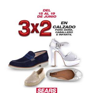 Sears Oferta Calzado Junio 15