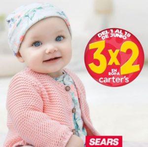 Sears Oferta Ropa Bebé Carter's